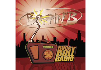 Boppin'b - Rock'n'roll-Radio - (CD)