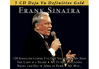 Frank Sinatra - Definitive Gold - (CD)