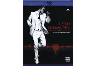 Justin Timberlake - Futuresex/Loveshow-Live From Madison Square Gard [Blu-ray]