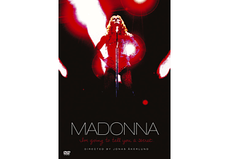 Madonna - Im Going To Tell You A Secret - (DVD + CD)