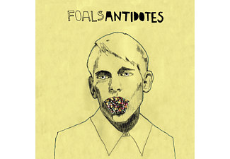 Foals - ANTIDOTES [CD]