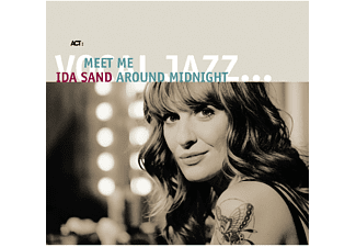 Ida Sand - Meet Me Around Midnight [CD]