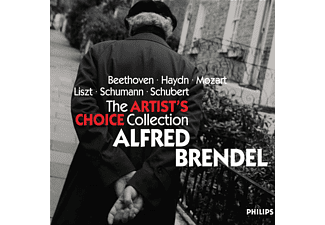 Alfred Brendel - The Artist's Choice Collection [CD]