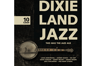 Various - Dixie Land Jazz [CD]