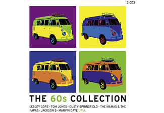 VARIOUS - The 60s Collection - (CD)