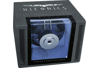 HIFONICS TX8BPI, Single Gehäusesubwoofer, Anthrazit