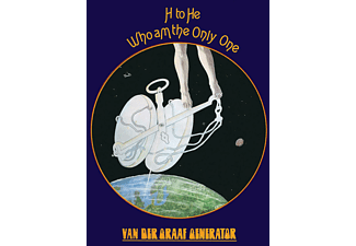 Van Der Graaf Generator - H To He Who Am The Only One [CD]