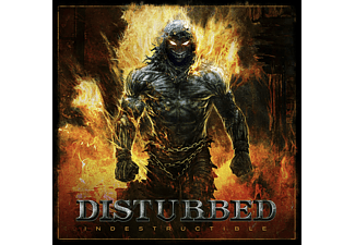 Disturbed - Indestructible [CD]