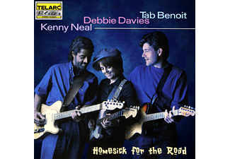 BENOIT,T./DAVIES,D./NEAL,K. - Homesick For The Road - (CD)