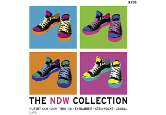 VARIOUS - The Ndw Collection - (CD)
