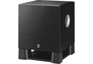 yamaha yst sw030 1 st ck subwoofer aktiv mediamarkt. Black Bedroom Furniture Sets. Home Design Ideas
