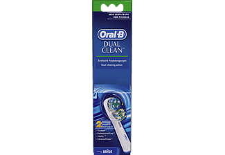 BRAUN Oral-B Dual Action - Σετ 2 τμχ.
