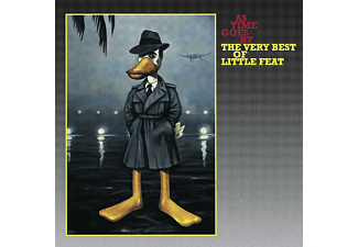 Little Feat - AS TIME GOES BY - THE VERY BEST OF [CD]