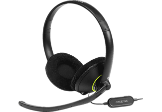CREATIVE HS-450 Gaming Headset Schwarz