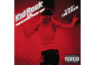 Kid Rock - 'live'trucker [CD]
