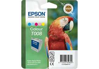 EPSON T008 5-farbig Colour