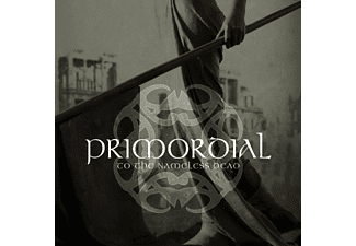 Primordial - TO THE NAMELESS DEAD - (CD)