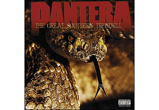 Pantera - The Great Southern Trendkill - (CD)