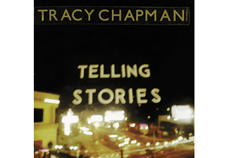 Tracy Chapman - Telling Stories [CD]