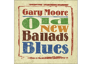 Gary Moore - Old New Ballads Blues [CD]