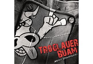 Troglauer Buam - Heavy Volxmusic [CD]