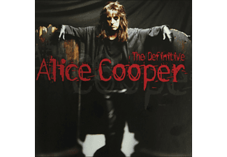 Alice Cooper - The Definitive Alice [CD]