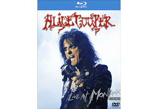 Alice Cooper - Live At Montreux 2005 - (Blu-ray)