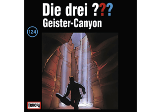 SONY MUSIC ENTERTAINMENT (GER) Die drei ??? 124: Geister-Canyon