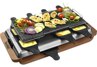 tefal pr 6000 raclette pierrade ovation 8 raclette online kaufen bei mediamarkt. Black Bedroom Furniture Sets. Home Design Ideas
