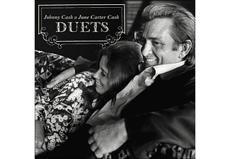 Cash, Johnny / Carter Cash, June - DUETS [CD]