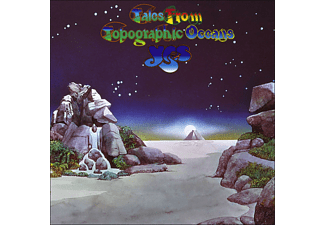 Yes - Tales From Topographic Oceans [CD]