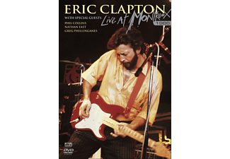 Eric Clapton - Live In Montreux 1986 - (DVD)