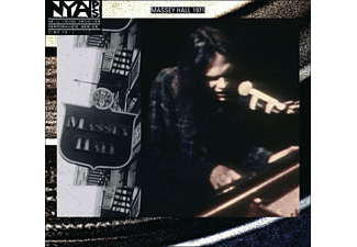 Neil Young - Live At Massey Hall [CD]