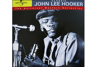 John Lee Hooker - Universal Masters Collection [CD]