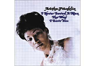 Aretha Franklin - I Never Loved A Man - (CD)