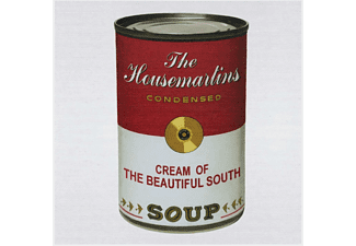 HOUSEMARTINS,THE & BEAUTIFUL SOUTH,THE - THE VERY BEST OF THE HOUSEMARTINS AND THE BEAUTIFU - (CD)