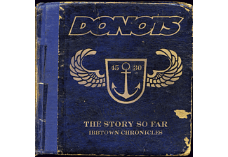 Donots - Ibbtown Chronicles-The Story - (CD)