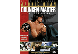 Drunken Master - The Beginning - (DVD)