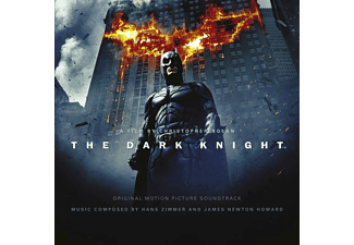 Ost/Zimmer, Hans (Composer) & Howard, James Newton - The Dark Knight [CD]