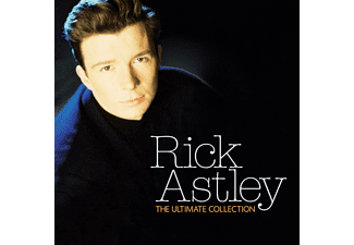 Rick Astley - THE ULTIMATE COLLECTION [CD]