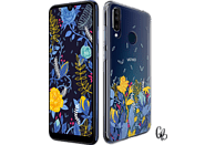WIKO View 3 Special Edition Blooming Immersion 64 GB Anthracite Blue Dual SIM
