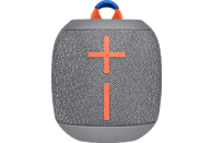 ULTIMATE EARS Wonderboom 2 Bluetooth Lautsprecher, Crushed Ice Grau, Wasserfest
