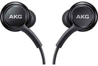 SAMSUNG Earphones USB Type-C EO-IC100, Sound by AKG Headset Schwarz