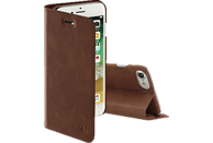 HAMA Guard Pro , Bookcover, Apple, iPhone 7, iPhone 8, Kunstleder, Braun
