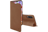 HAMA Booklet Guard Pro , Bookcover, Samsung, Galaxy A40 , Kunstleder, Braun