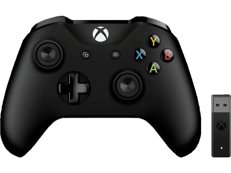 Microsoft Xbox One Controller (inkl. Wireless Adapter)
