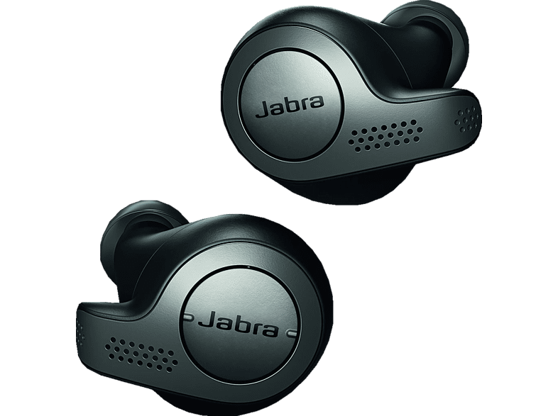 JABRA Elite 65t True-Wireless-Kopfhörer in Schwarz