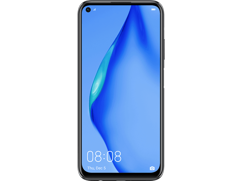HUAWEI P40 lite 128 GB Midnight Black bei MediaMarkt