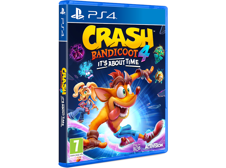 Crash Bandicoot 4: It's About Time PlayStation 4