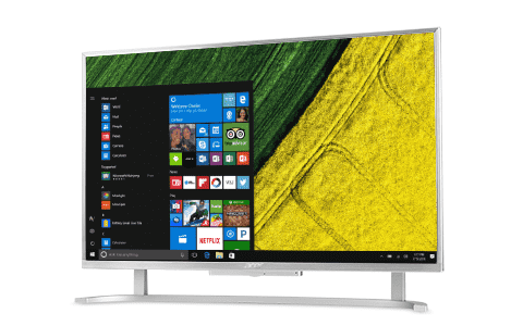 Acer All-in-one pc's